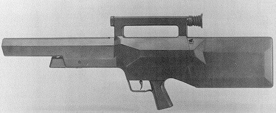 Лёгкий пулемёт Heckler & Koch LMG11