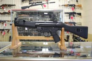 за HK MP5 в отличном состоянии придётся отдать 19,500$