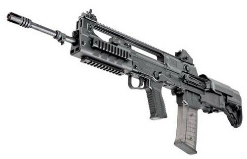 Обновленная штурмовая винтовка VHS DO2 (Хорватия)