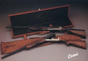 Самозарядное ружье Cosmi