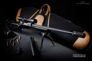 Снайперская винтовка KS-11М