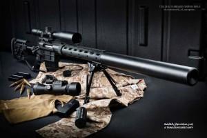 Снайперская винтовка TSR-30