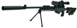 Модернизированная снайперская винтовка СВ-98