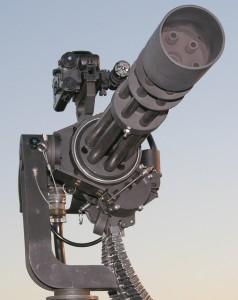 Скорострельный пулемет M134G
