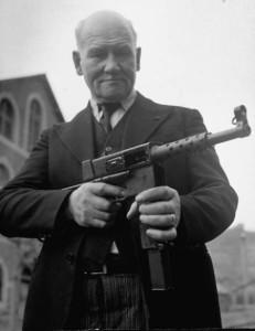 Создатель пистолета-пулемета MAT49 Пьер Монтиель