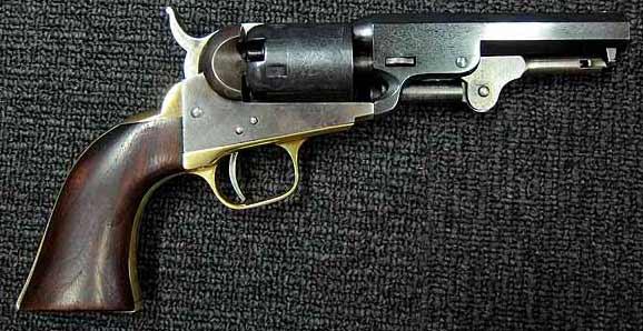 Револьвер COLT M1849 Pocket