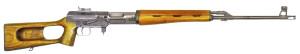 Снайперская винтовка ССВ-58 конструкции Драгунова опытный образец обр.58 года