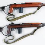 Вариант для десантников карабин М1