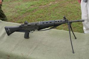 Штурмовая винтовка Howa Type-89 (Япония)