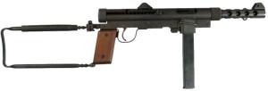 Пистолет-пулемет Karl Gustav M45, Швеция