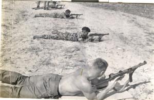 Пистолет-пулемет Karl Gustav M45 во Вьетнаме