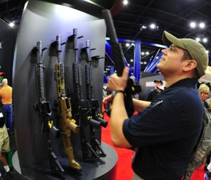 В США начался ажиотажный спрос на оружейные глушители
