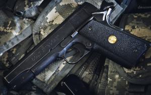 Полуавтоматический пистолет Colt 1911