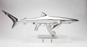 Акула в стиле автомата АК-47