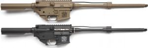 Платформа «The Chassis» для винтовок семейства AR-15