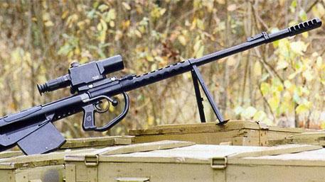 Когда весь мир перейдет на российские винтовки?
