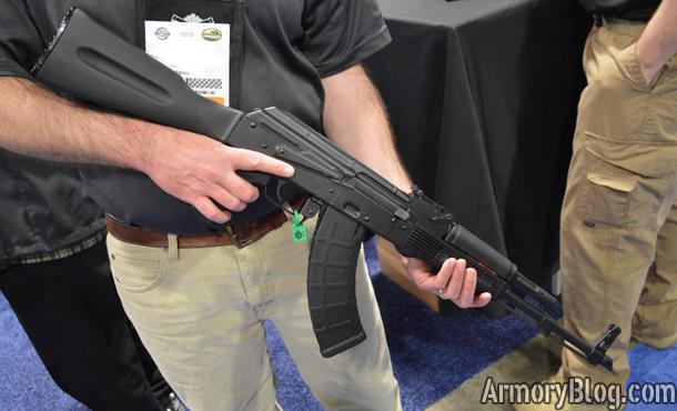 Калашников PSAK47-AK47 от компании Palmetto State Armory. Сделано в США