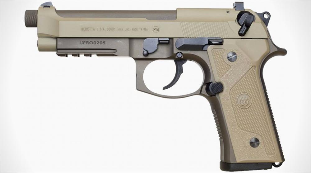 Самозарядный пистолет Beretta M9A3