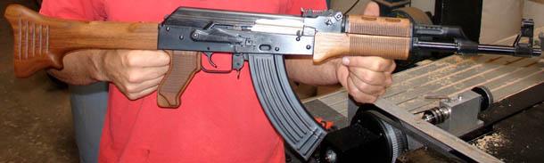 MG-42 и автоматической винтовки FG-42