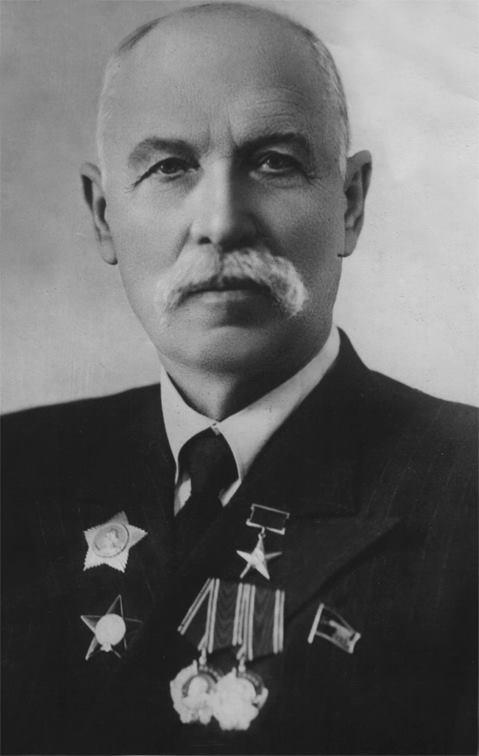 ФЕДОР ВАСИЛЬЕВИЧ ТОКАРЕВ (1871-1968)