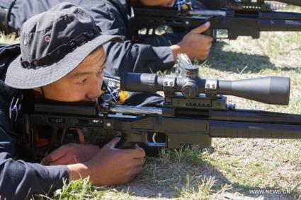 Винтовки ORSIS T-5000 принесли золото китайской команде на Кубке мира по снайперской стрельбе