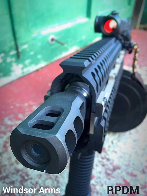 Ручной пулемет РПД от ателье Windsor Arms Co