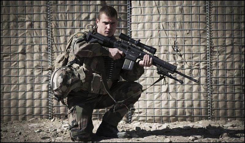 Бундесвер заменит винтовки G36 винтовкой HK417