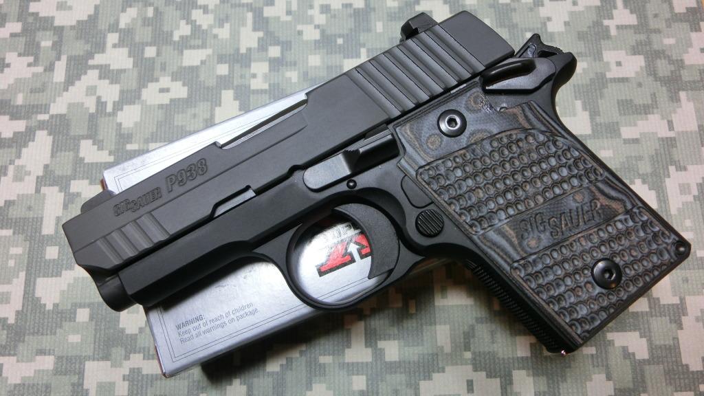 SIG-Sauer P938