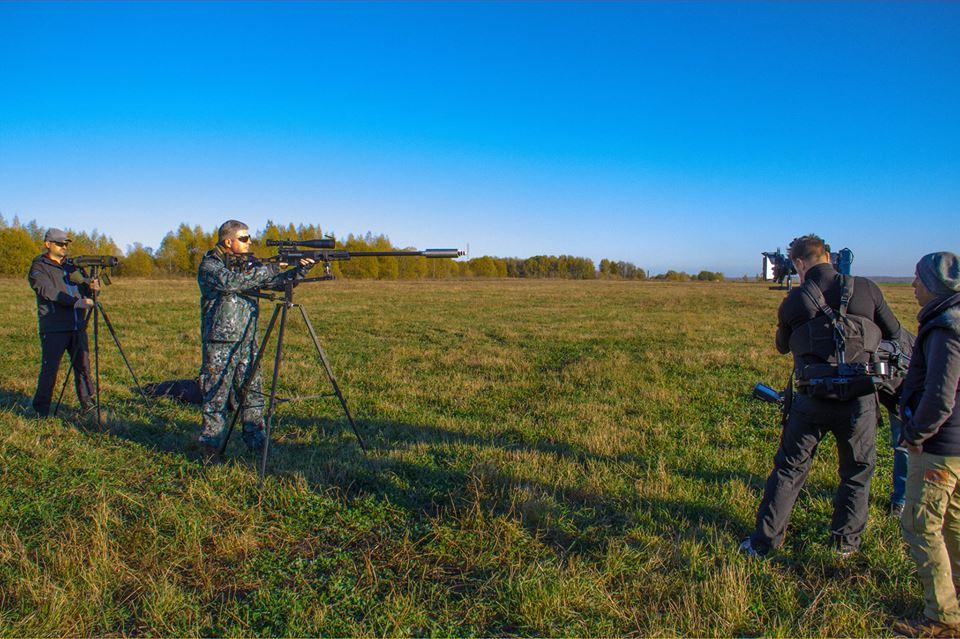 Lobaev Arms собирается поразить мишень на дальности 3600 метров