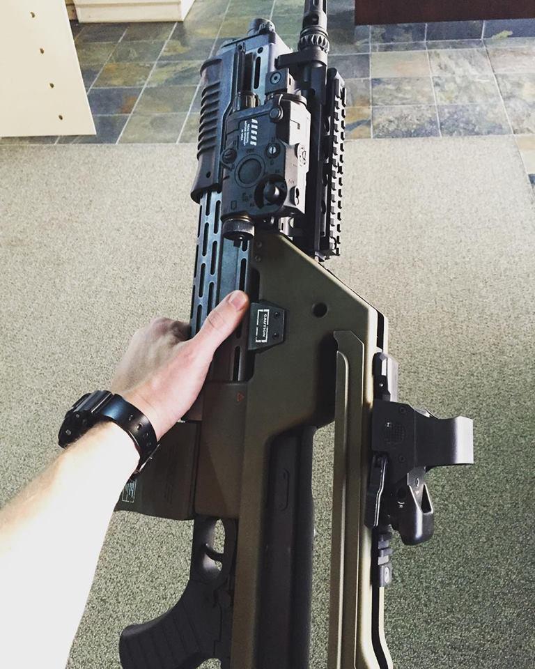 Нил Бломкамп и новая импульсной винтовка для «Чужой 5»