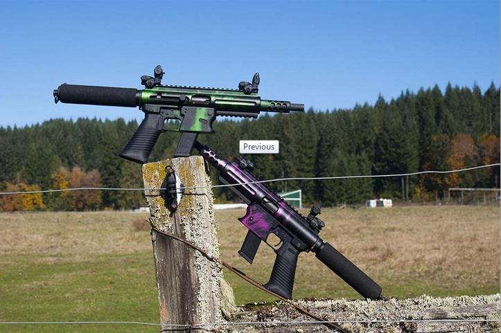 Многокалиберный пистолет для выживания Aero Survival