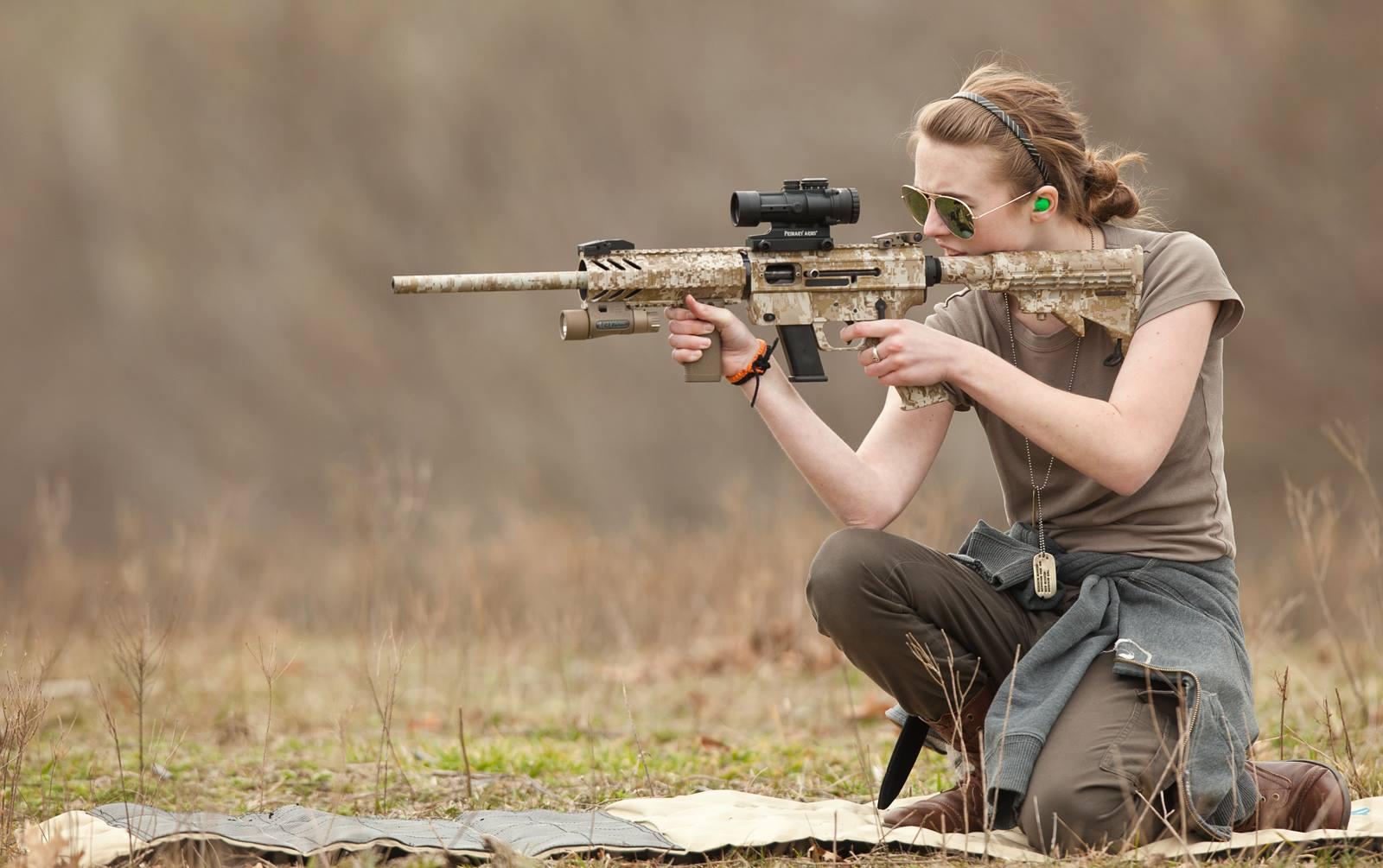Многокалиберная винтовка для выживания Aero Survival