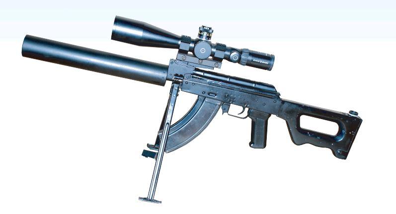 "Оперативно-портативная винтовка ""Гопак"", под патрон 7,62х39 мм Укранина"