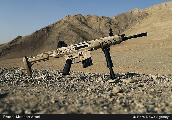 штурмовая винтовка Fateh Иран