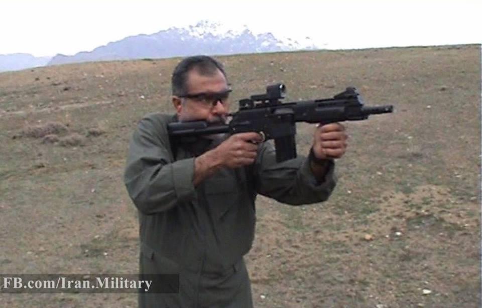 штурмовая винтовка Siavash-5 Иран