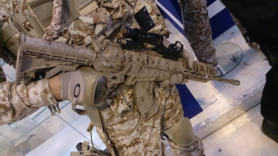 Штурмовая винтовка калибром 7.62 мм, Иран