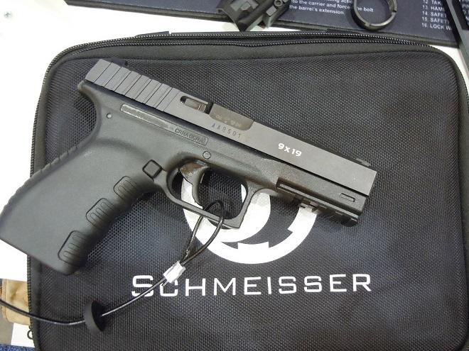 Самозарядный пистолет Schmeisser  SLP-9
