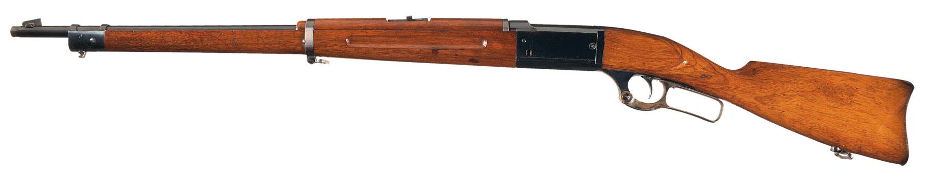 Винтовка Savage Model 99D Musket