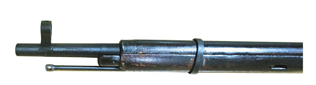 Дульная часть ствола карабина КО-44