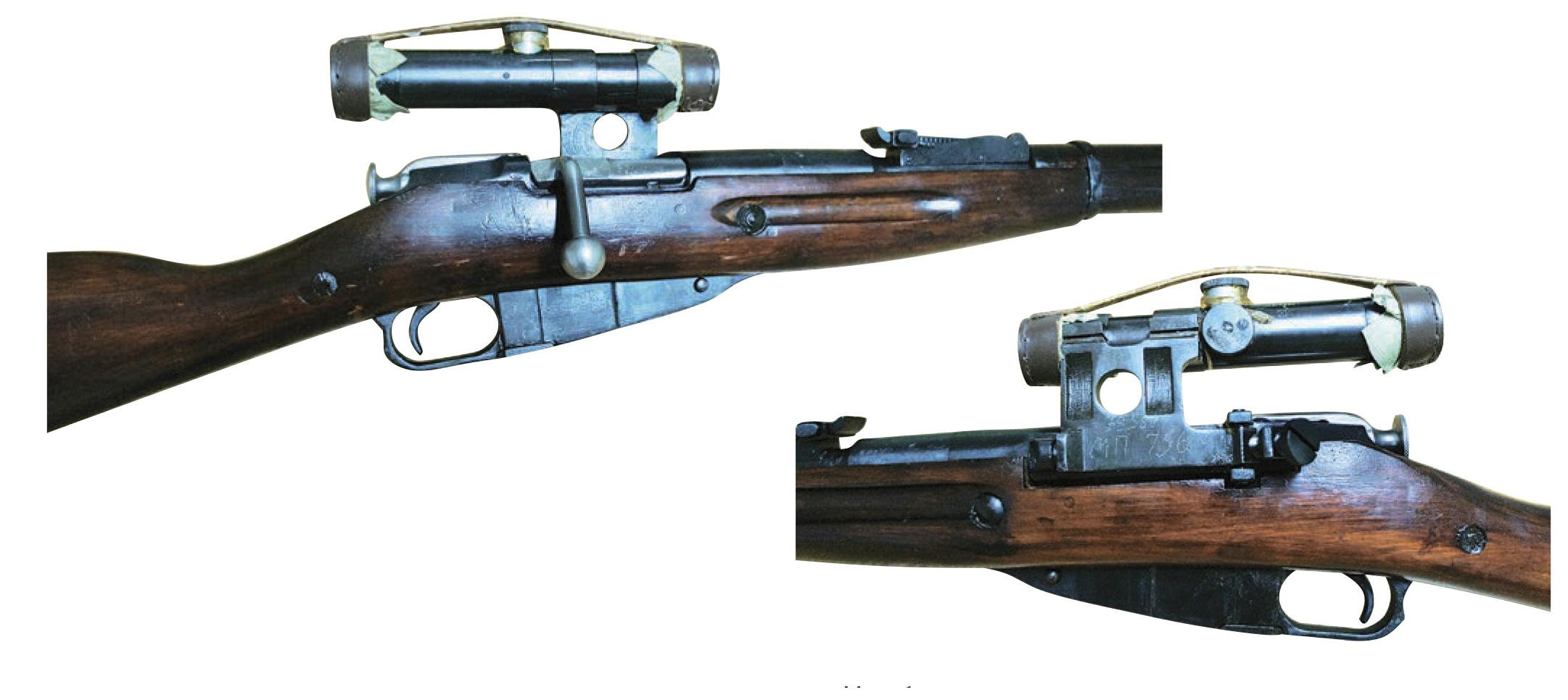 Ствольная коробка карабина КО-44