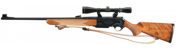 Полуавтоматическая охотничья винтовка BAR Safari