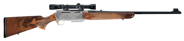 Полуавтоматическая охотничья винтовка Browning BAR Longtrac