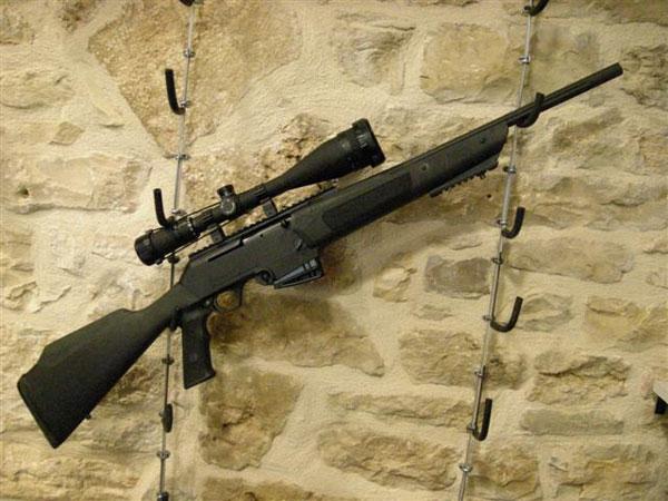 Снайперская версия Browning FNAR для силовых структур