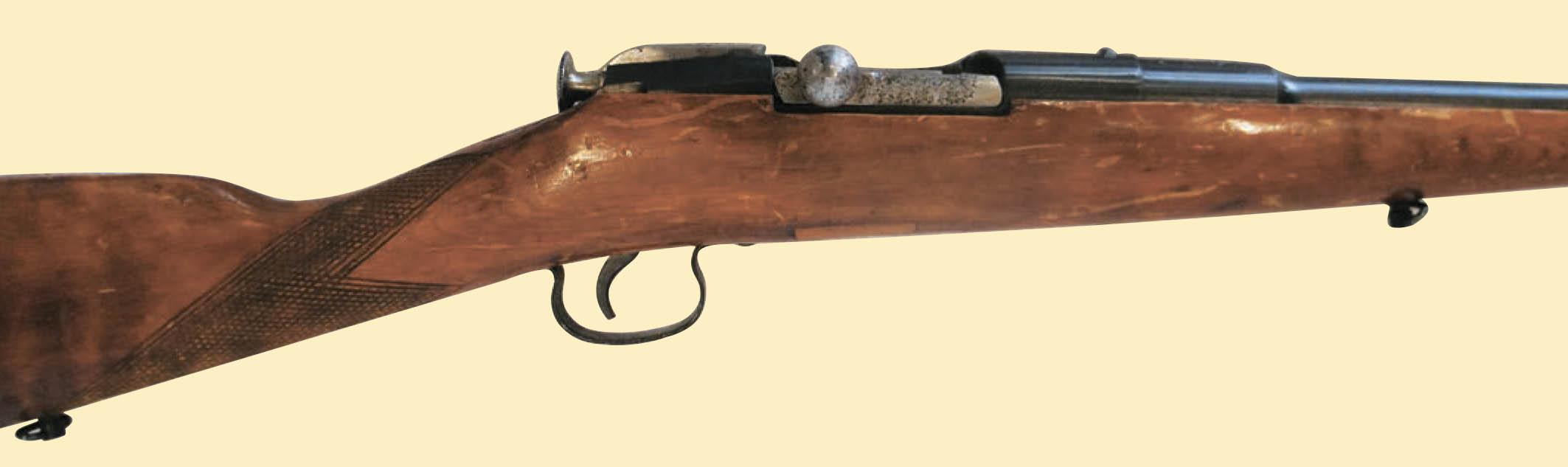 Ствольная коробка ружья Р-32