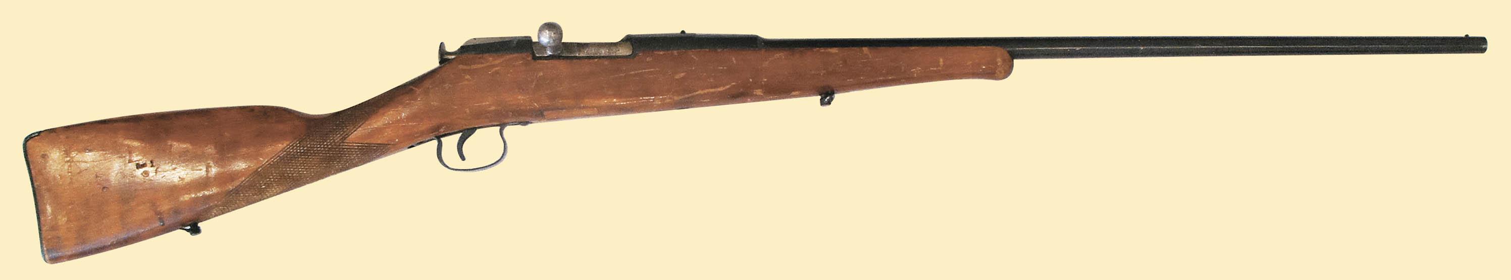 Ружьё охотничье одноствольное однозарядное гладкоствольное Р-32 конструкции Д.М. Кочетова
