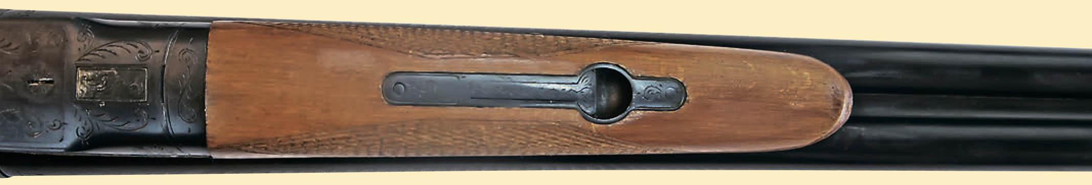 Ствольная коробка ТОЗ-25. Вид снизу