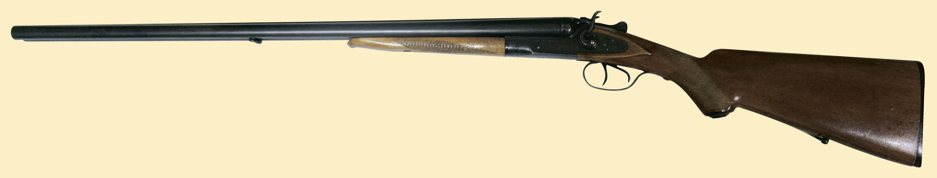Охотничье гладкоствольное ружьё с внешними курками ТОЗ-63