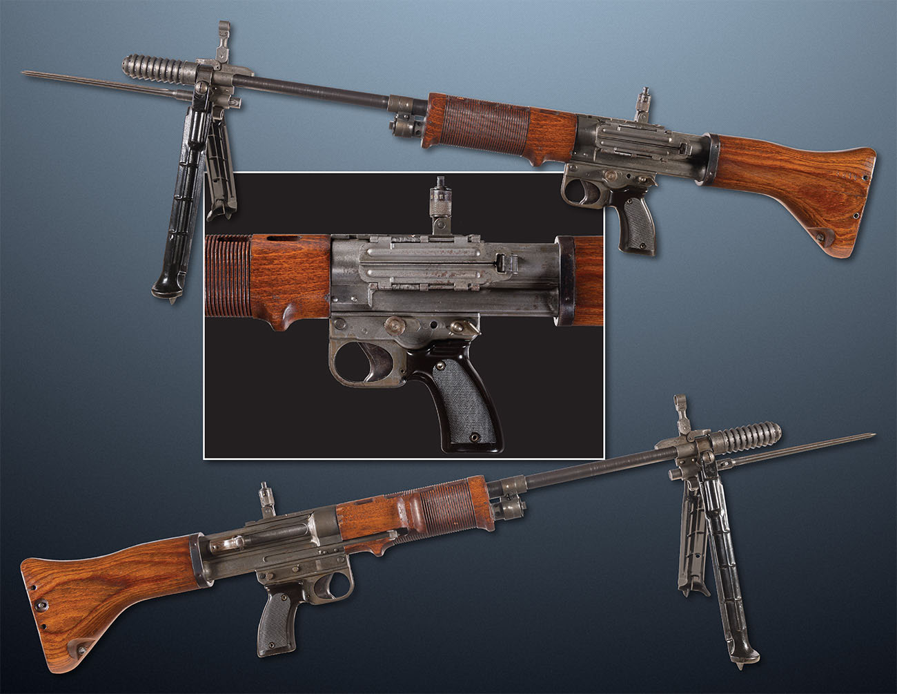 Автоматическая винтовка FG42, Германия