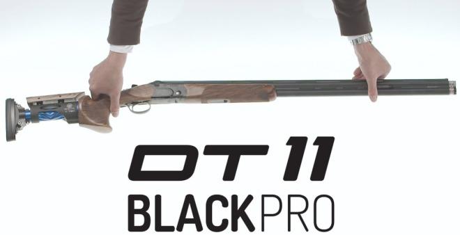Ружьё Beretta DT11 Black PRO. Спортивная версия