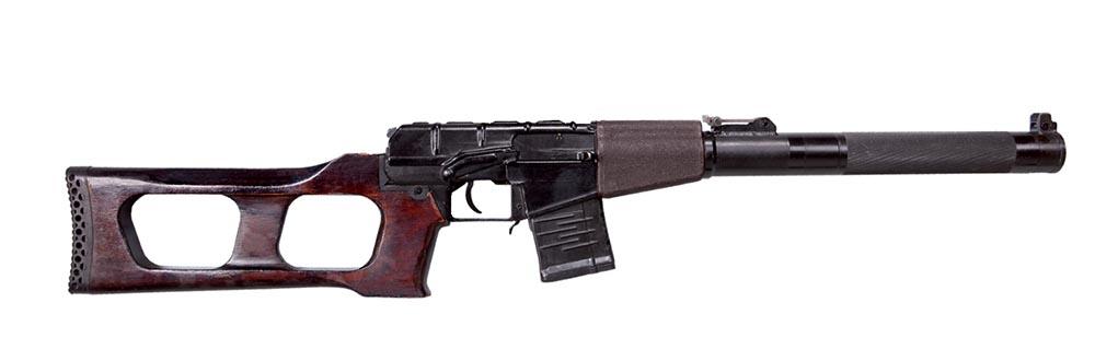 Карабин охотничий КО ВСС-01